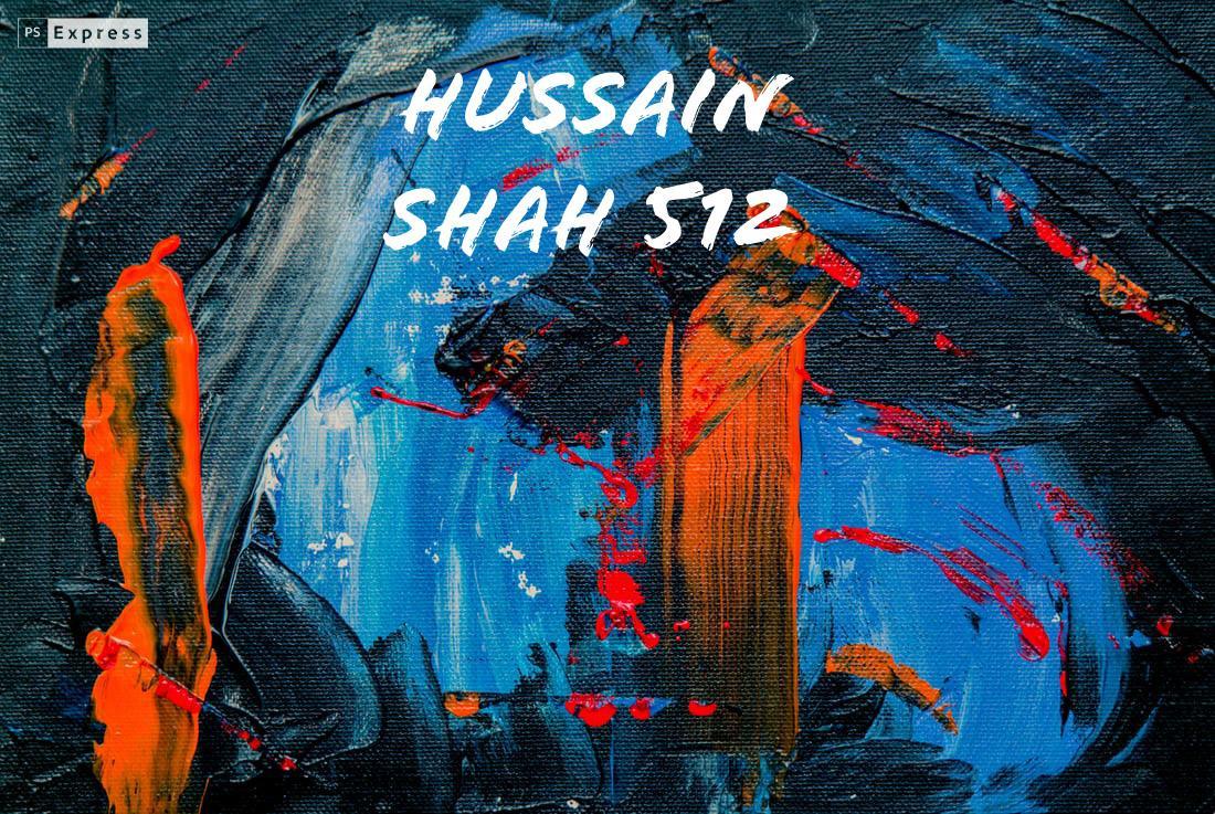 Hussain shah 512